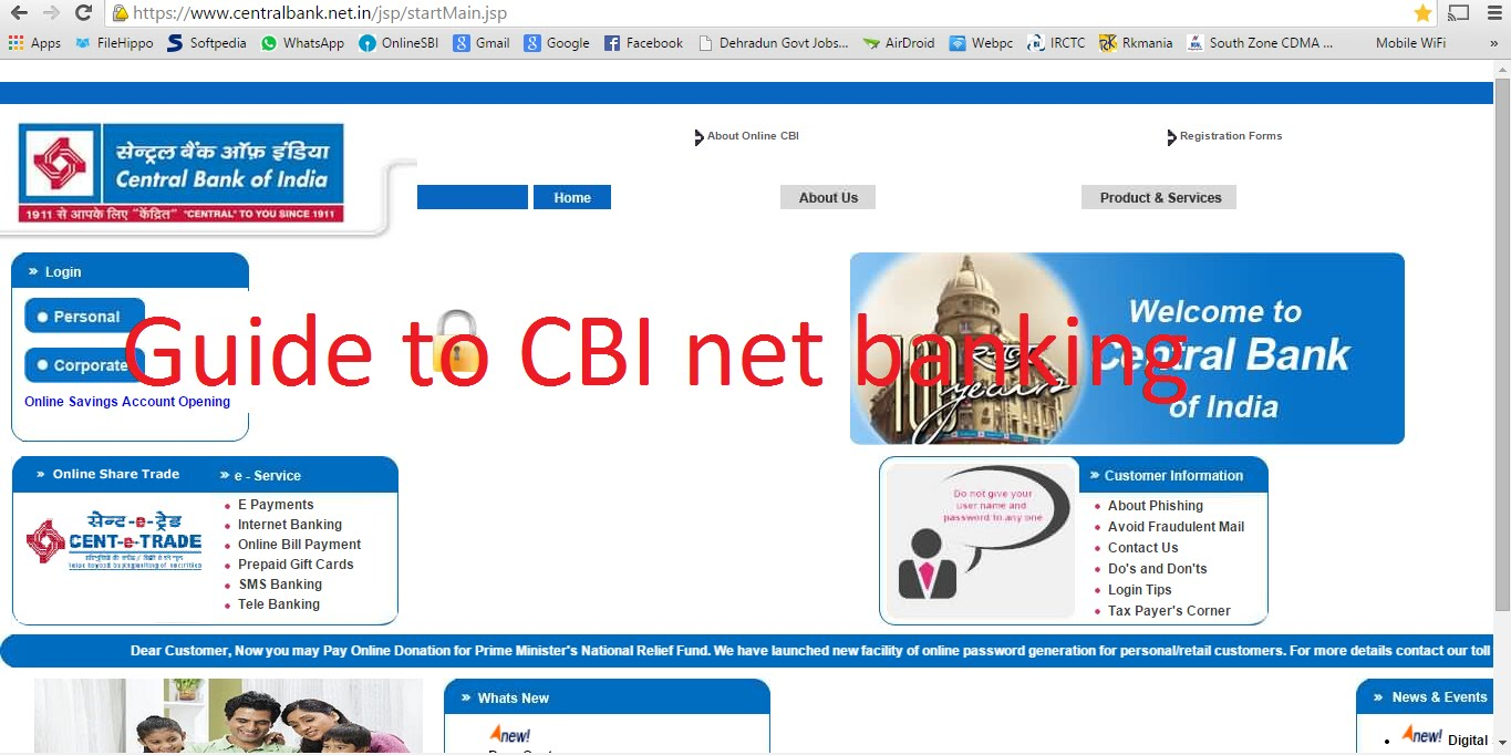 central bank of india saving a/c form